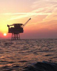 Nordsee bei Texel.