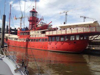 Das Feuerschiff.