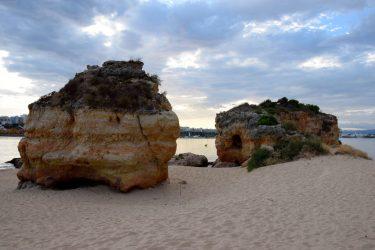 Noch sind wir in der Fels-Algarve.
