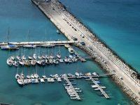 Der Yachthafen von Porto Santo.