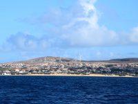 Porto Santo querab. Ein letzter Blick.
