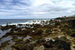 Maia - am südöstlichen Zipfel von Santa Maria. Baden kann man hier nur im Meerwasserpool.