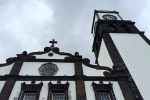 Ponta Delgada. Die Kirche.