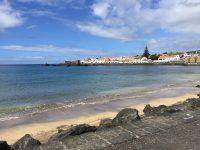 Die Bucht von Porto Pim.