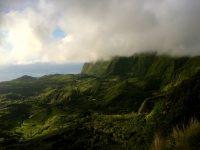 Meistens versteckt sich die Natur unter einer dicken Wolkendecke.