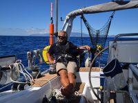 "Madeira liegt hinter uns. Vor uns liegen ca. 160nm bis zu den Ilhas Selvagems, den ""Wilden Inseln""."