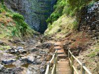 Auf dem Weg zum Wasserfall. Nähe Maia.