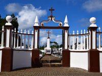Der Friedhof. Santa Espirito.