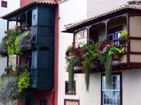 Santa Cruz, La Palma. Stadt der Balkone....