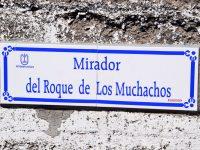 Am höchsten Punkt La Palmas.