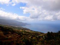 Im Nordosten der Insel La Palma.