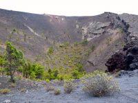 Der Krater San Antonio bei Fuencaliente.