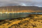 Der Hafen in Caleta del Sebo, La Graciosa