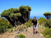 Abstieg nach Buracas, La Palma.