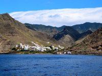 Das letzte Dorf am äußersten nord-östlichen Zipfel, Igueste. Danach kommt nichts mehr, nicht mal mehr Straßen.