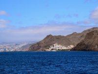 San Andres, im Hintergrund Santa Cruz de Tenerife.