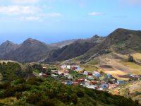 Im Inselnorden bei La Laguna. Wir fahren in die Anage-Berge.