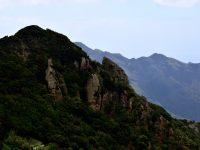 Beeindruckende Felsformationen in den Bergen von Anaga.