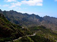 Das Anaga-Gebirge. Hier kann man Geologie anfassen.
