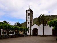 Kirche in Tegueste.