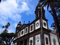 Die Kirche in La Laguna, der alten Inselhauptstadt Tenerifes.