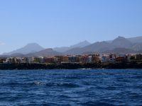 Die Südostküste. Nur selten ist sie so hübsch wie hier, in Puerto Abrigo.