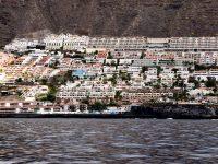 Schachtelurlaub. Los Gigantes, Tenerife.