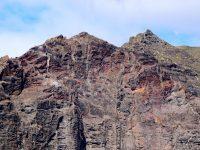 Überall Schlote. Tenerife, bei Masca.