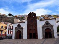 San Sebastian, La Gomera.