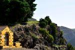 Kleine Ermita - am Kraterrand von El Golfo.