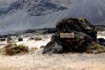 Weisser Strand? Tatsächlich! Am westlichen Zipfel der Insel El Hierro.