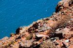 Karge Küsten. Nörlich von San Sebastian.