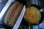 Hhmmm! Mango-Streuselkuchen!