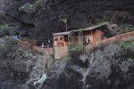 Alles heilgeblieben. Hütte in der Barranco de las Angustias, Tazacorte.
