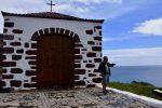Aufstieg zur Kapelle von La Estaca.