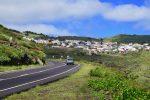 El Hierro. Auf dem Weg zur Inselhauptstadt Valverde.