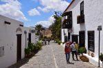 In den Straßen von Betancuria, Fuerteventura.
