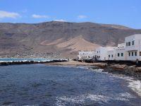 La Galeta de Famara. Lanzarote abseits der Touristenströme.