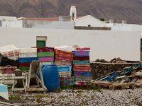 Hier wird noch gefischt. Caleta del Sebo, La Graciosa.