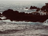 Madeira, im dunklen Norden.