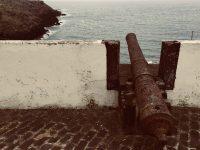 Von hier wurde geschossen - aber nur auf Piraten.