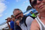 Gruppenfoto. Coen, Jose, Jochen und Barbara