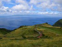 Blick zur Insel Pico.