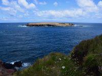Die Ilheu de Topo, ganz im Osten von Sao Jorge.