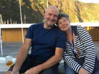 Dirk und Ulrike von der Mariposa - bald mit Haus auf Sao Jorge, Azoren.