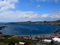 Ankerbucht von Praia da Vitoria