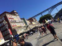 Ein letzter Gang am Douro.