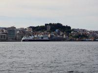 Vigo, Wasserkante.