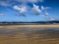Vigo. Am Strand von Samil.