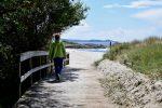 Im Ria de Pontevedra reiht sich ein Strand an den anderen...